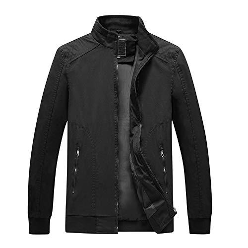 Coupe Outwear Fermeture Respirant Hauts Éclair Automne Longues Poche Homme Manches Manteau Militaires Casual Hommes Veste Tactique vent Noir Vêtements Hiver qZzwnYE8F
