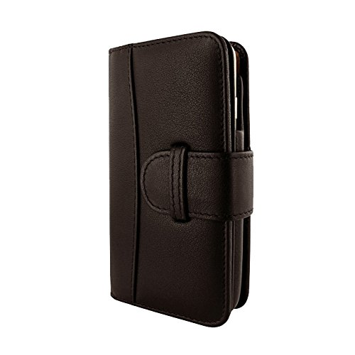 PIELFRAMA 687M Wallet Case Apple iPhone 6 Plus in braun