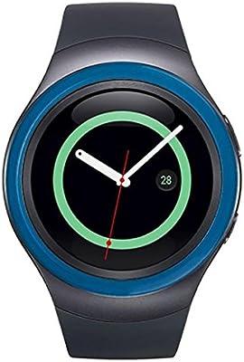 Sannysis para Samsung Gear S2 SM-R720, Reloj Marco de Metal, Watch ...