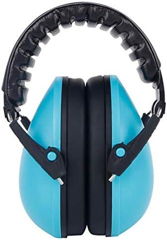heirao4072 Kinder-Gehörschutz, Einstellbarer Gehörschutz mit Geräuschreduzierung, weicher Gehörschutz-Gehörschutz für Kleinkinder
