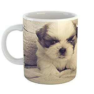 Westlake Art - Dog Like - 15oz Coffee Cup Mug - Modern Picture Photography Artwork Home Office Birthday Gift - 15 Ounce 2
