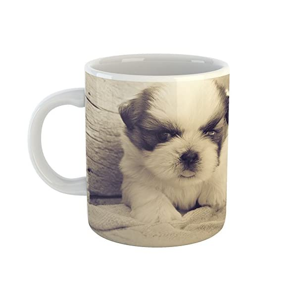 Westlake Art - Dog Like - 15oz Coffee Cup Mug - Modern Picture Photography Artwork Home Office Birthday Gift - 15 Ounce 1
