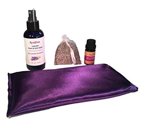 Aromatherapy Relaxation AyaZen Pillow Lavender Essential product image