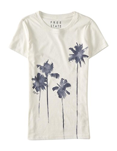 aeropostale-womens-free-state-watercolor-palms-graphic-t-shirt-s-cream