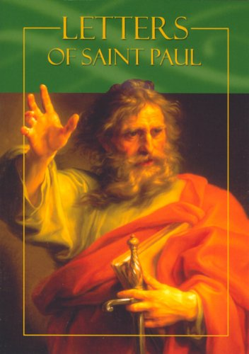 Read Online Letters of Saint Paul pdf