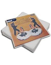 LP beschermhoezen van PE Protected (100 stuks)