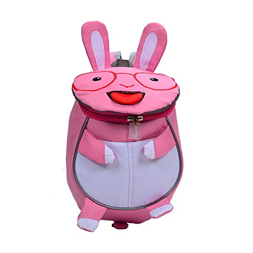 Children's school bag cartoon backpack anti-lost children's bag(Style 1 F) by MINIKATA