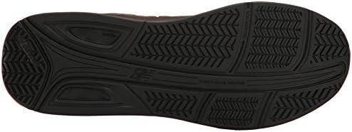 New Balance Men's 928v3 Walking Shoe, Brown, 8.5 6E US