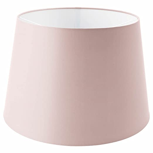 JARA - Pantalla para lámpara, color rosa: Amazon.es: Iluminación