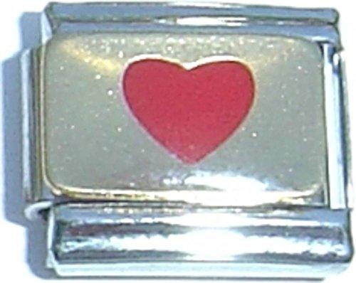 Heart Italian Charm