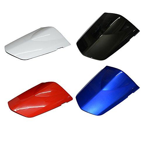 Motorcycle Pillion Rear Seat Cover Cowl Faring for Suzuki GSXR 1000 GSXR1000 2003-2004 K3 03 04 (Black) 03 04 Suzuki Gsxr1000 Rear