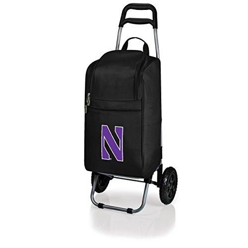 PICNIC TIME NCAA Northwestern university wildcats digital Print - CART COOLER- ()