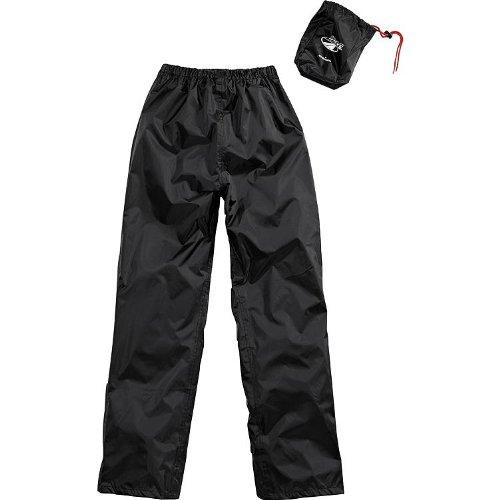 Road Textil Regenhose 1.0 schwarz M