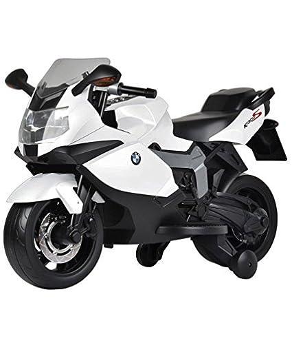 Buy Pa Toys Licensed 3 Speed Bmw K1300s Baby Ride On Bike White