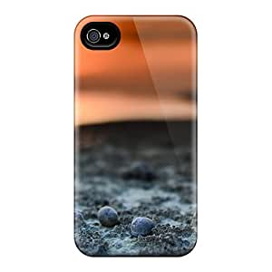 New Arrival Shell Sunset For Iphone 4/4s Case Cover