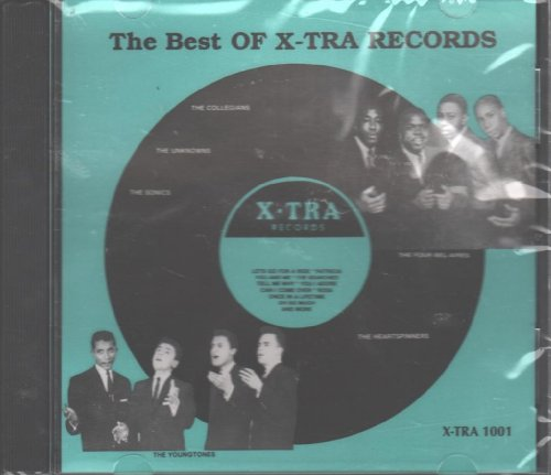 The Best of X-Tra Records