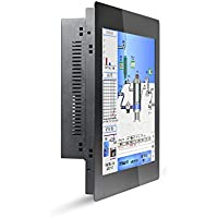 15 Inch Industrial All In One Resistive Touch Panel PC LPT D2550 Z12T (Barebone No RAM,No Storage)