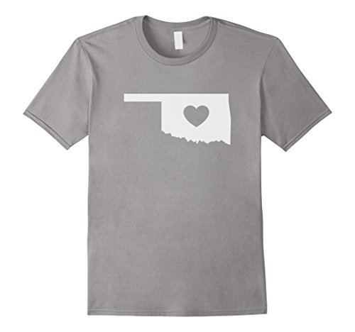 Oklahoma Tee - Men's Oklahoma Home State