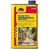 FILA - Protecteur hydrofuge pierres/ciment/terre cuite Hydrorep 5 litres - 60700005