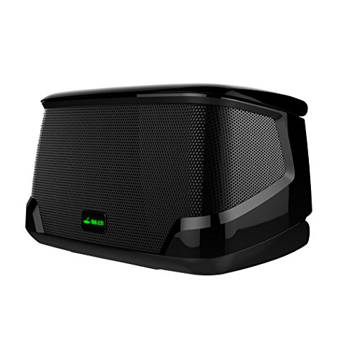 Subwoofer Enclosure Specifications (Meidong Bluetooth Speakers Touch Portable Wireless Speaker V4.0 with HD Enhanced Subwofer for Deep Bass, 10 + Hours Playtime for Indoor Outdoor)