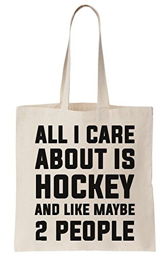 People Care Bag Hockey All Canvas I 2 And About Tote Is Maybe Like 5wwzp7q