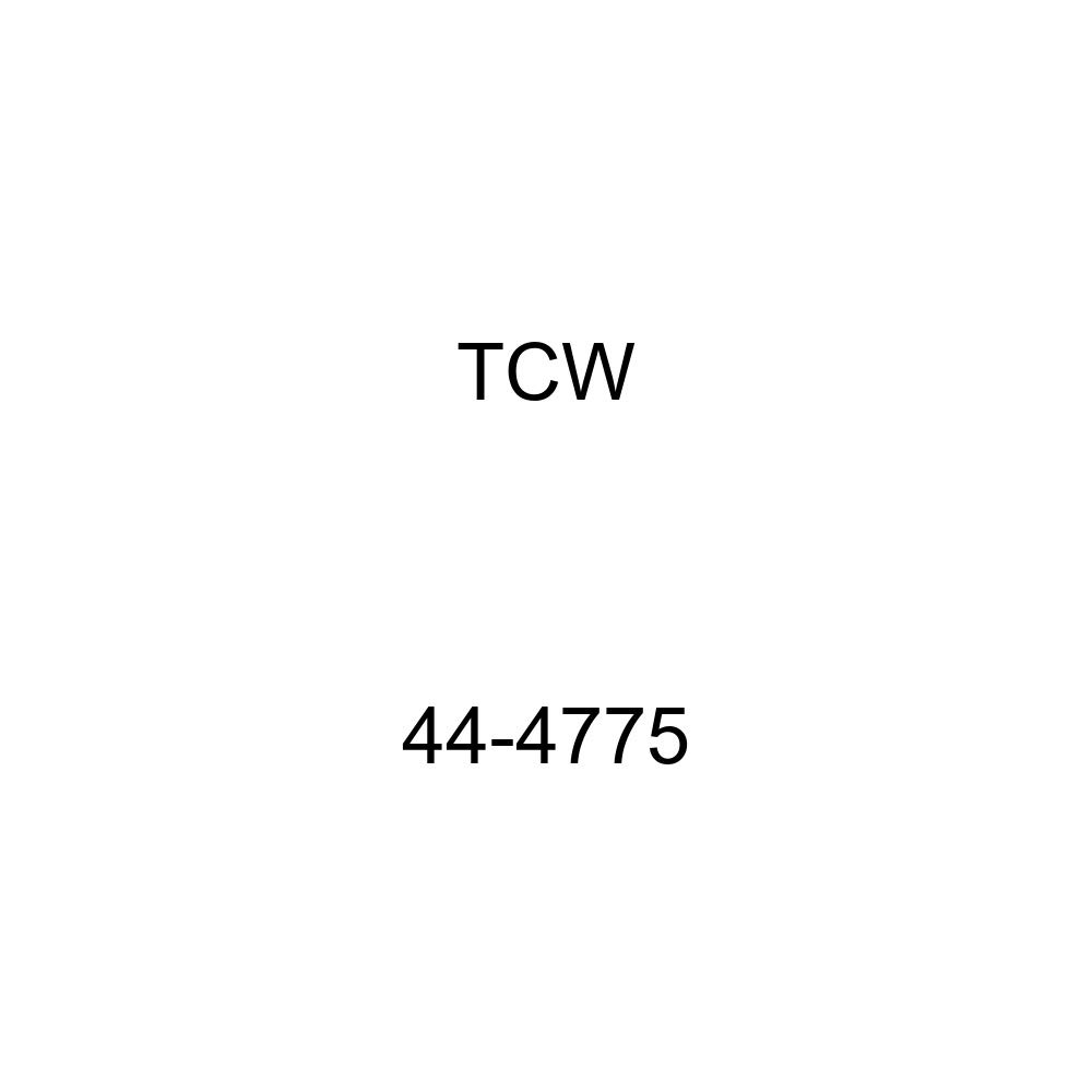 TCW Quality A//C Condenser 44-4775 with Perfect Vehicle Fitment