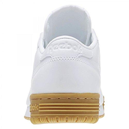 Reebok Lo Mujer Exofit Blanco Blanco Zapatillas arSaBTW1