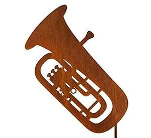Jardín Conector Tuba–Regalo para músicos