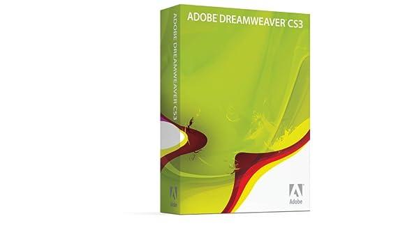 Adobe Dreamweaver CS3 [Mac] [OLD VERSION]: Amazon ca: Software