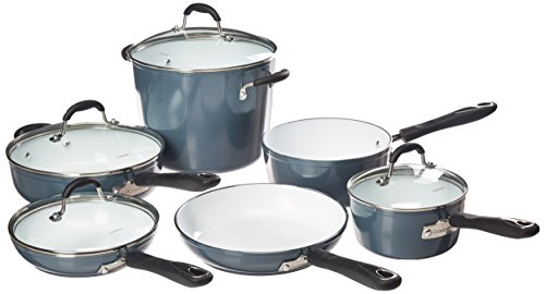 Compare Price Cuisinart 10pc Cookware Set On