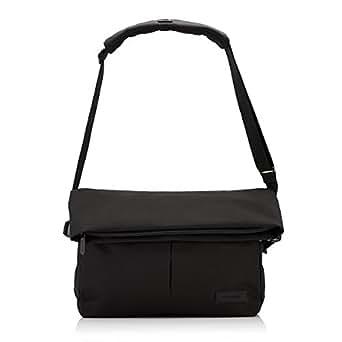 Crumpler Rocket Booster Messenger Bag, (Black), (RBR001-B00G40)
