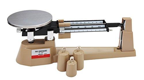 Fristaden Lab Triple Beam Scale - Triple Beam Measurement - Triple Beam Balance - MB-2610 ()