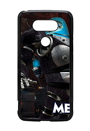 LG G5 Protective Case -Full Protective unique Stylish Case slim flexible durable Megamind Movie Soft TPU Cases Cover for LG G5 Design By [Andrea Novak]