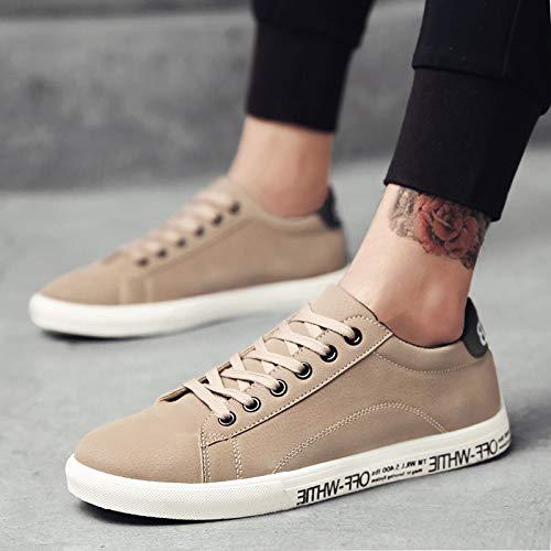 Chaussures NANXIEHO Confortables Sneakers Chaussures Homme Fashion Chaussures Loisirs Homme Chaussures Sport de 8w1x7FO8q