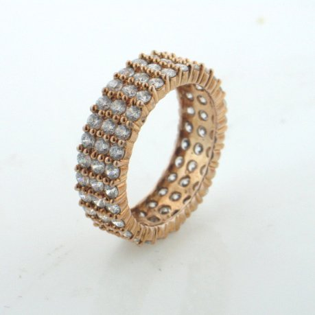 Gold over Sterling Silver Verm
