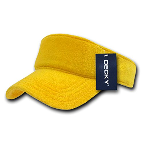(DECKY Terry Visor, Yellow)