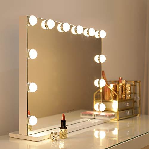 WAYKING Makeup Mirror with Lights, Hollywood