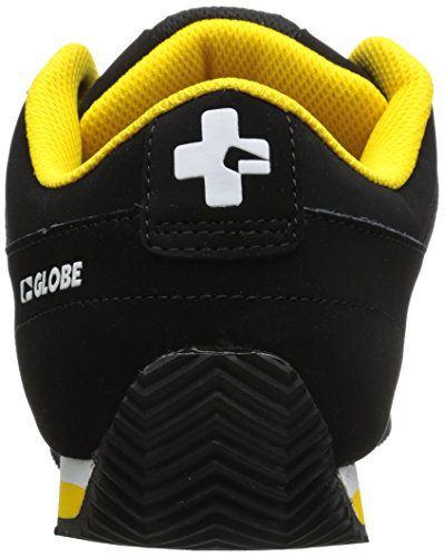 Black Globe yellow Shoe Skate Pulse Men's wcxnx4CIq7