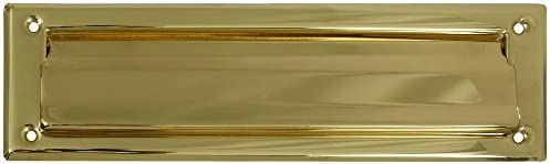 National Hardware N197-905 V1911 Mail Slot in Solid Brass – The Super Cheap