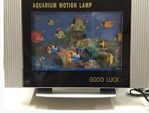 SeaBed Aquarium Motion Lamp Rotating Ocean Fish