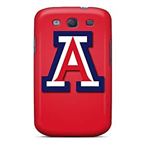 Awesome Case Cover/Galaxy S3 Defender Case Cover(arizona Wildcats)