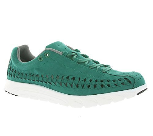 NIKE Mayfly Woven Mens Running-Shoes 833132-300_12 - Jade Glaze/DUST-Summit ()