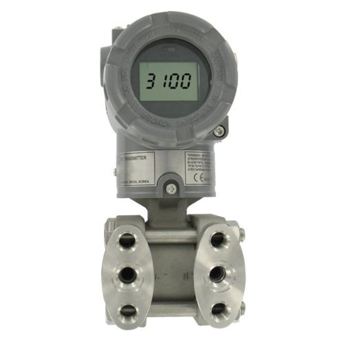 Dwyer 3100D-2-FM-1-1-LCD Mercoid Process Differential Pressure Transmitter, Hart Communications, Explosion Proof, 0