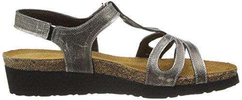 Gladiator Leather NAOT Metal Sandal Women Rachel nx4P6SZ