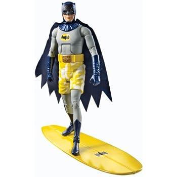 Batman Classic TV Series Surfs Up Batman Collector Action Figure
