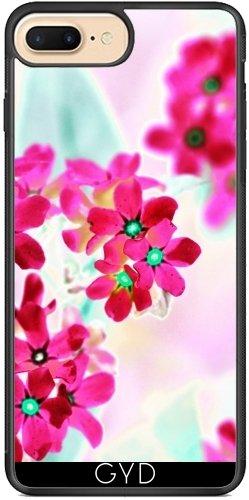 Funda de silicona para Ipod Touch 4 - Flores De Color Rosa Ii by LoRo-Design Silicona