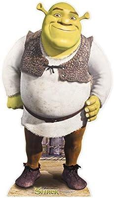 Star Cutouts – stsc785 – Figura Gigante – Shrek – DreamWorks – 170 ...