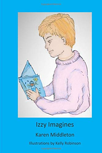 Download Izzy Imagines (Imagine series) pdf