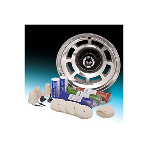 Eckler's Premier Quality Products 85-287892 Aluminum Wheel Buffing / Smoothing Kit