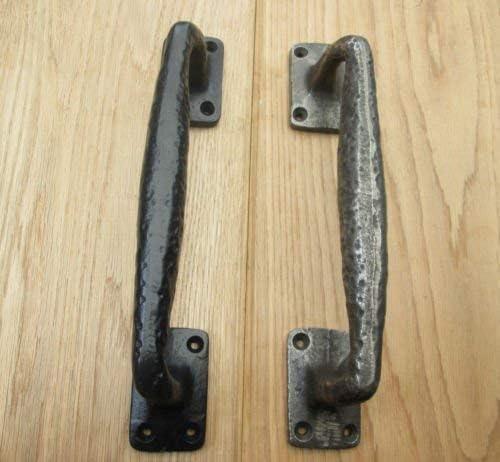 Ironmongery World® - Tiradores de puerta de granero (hierro ...